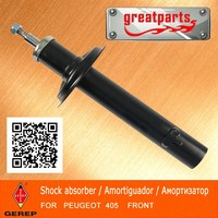 High quality front auto shock absorber for PEUGEOT 405 520331