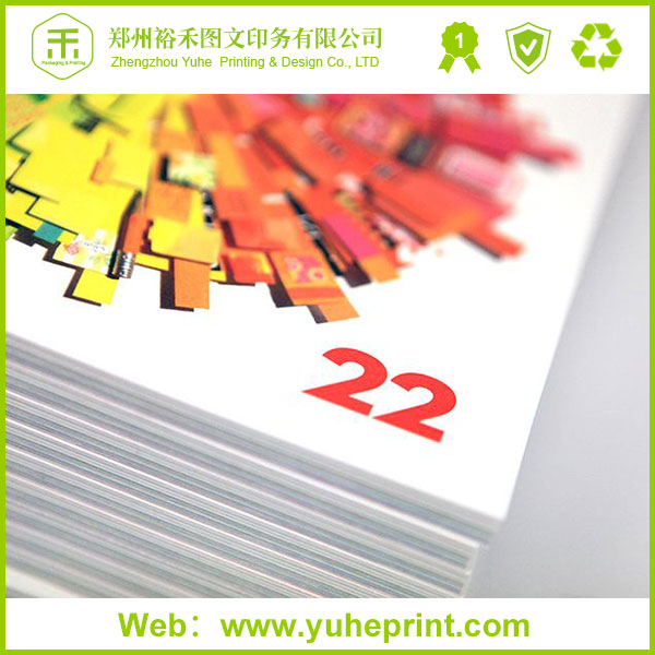 Hot sale cut-price colorful glue binding soft cover magazine printing women fashion magazine