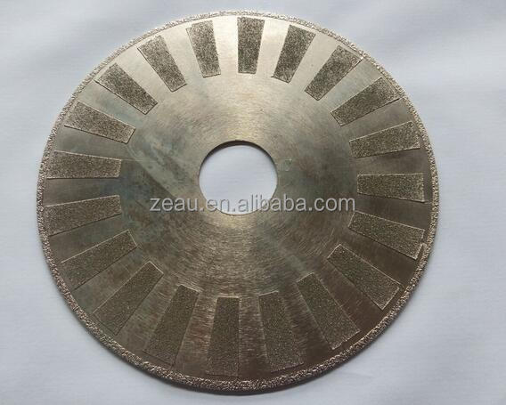Diamond Saw Blade for Wdg4-1 Electrical Pipeline Cutting Machine Blade
