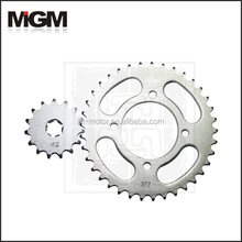 OEM Quality Motorcycle parts motorcycle sprocket 428 15t