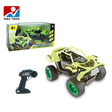Luminous high speed rc buggy off road rc car 4 wheel drive HC378863