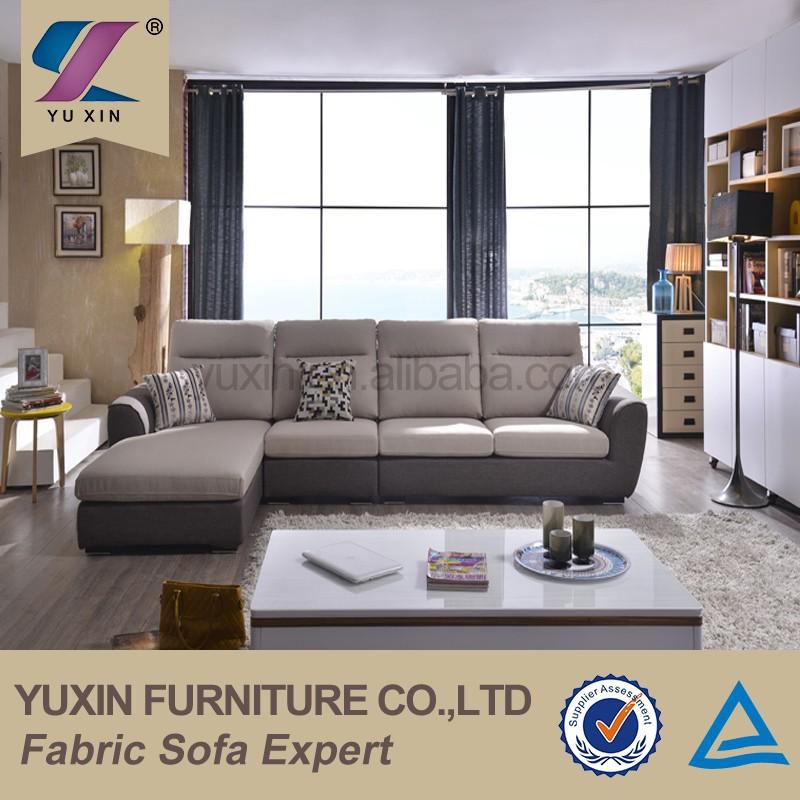 New Sofa Style 2015 high resilient foam new style ethiopian furniture/sofa set