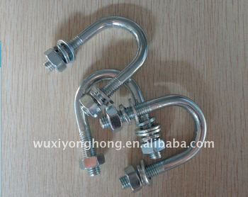 U Bolts of roller door, door hardwares