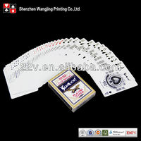 stock playing cards, stock poker