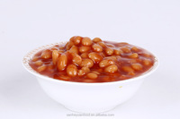 Good taste canned soy beans in tomato sauce