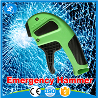 New arrival car escape life hammer safety glass breaking hammer