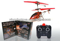 hot sel 3CH metal toy rc helicopter
