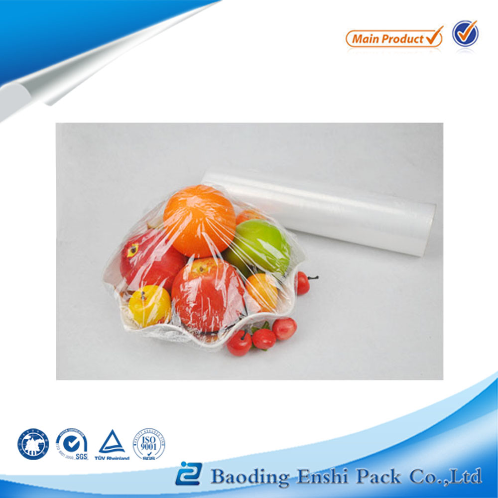 China good quality shrink film and PE film