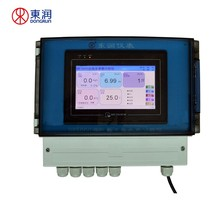 DR5000 Multi-parameter pH, DO, EC CL, ORP Industrial water quality online analyzer controller <strong>meter</strong>