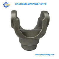 Manufacturing Precision Forged part For Yoke Sleeve Steering of Drive Shaft used in Auto