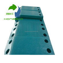 UHMWPE marine dock bumper fender Facings pad panel board