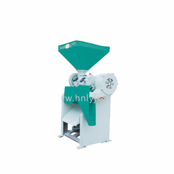 Mini high efficiency maize dehulling machine / maize dehuller for sale