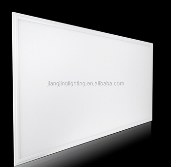 4000k 2x4 edge light led suspended flat panel light