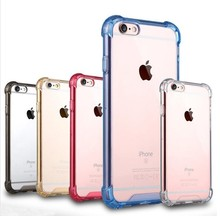 SUD Best selling items mobile phone shell for iphone 7 plus ,clear transparent crystal tpu hard cover phone case for iphone 6s 7