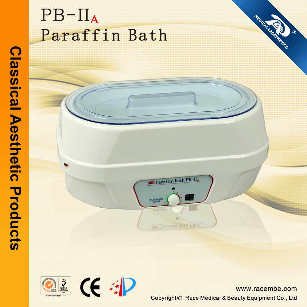 Paraffin Bath For Hands And Foot Paraffin Wax Machine For Baths Beauty with CE Approval