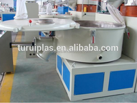 2016 TURUI high productivity SRL-ZA PVC powder Vertical mixer unit