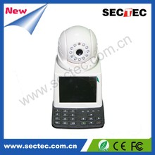 New product sectec home ip network video phone remote camera baby