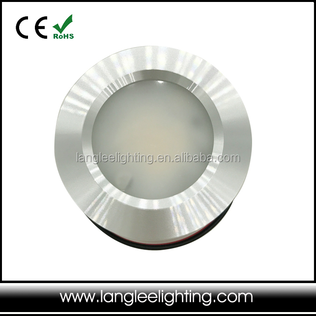 68mm 3.5W Caravan LED Light 10-30V Working Voltage For Marien and RV