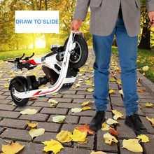 Comfortable New Design 2 Wheel price of electric scooter