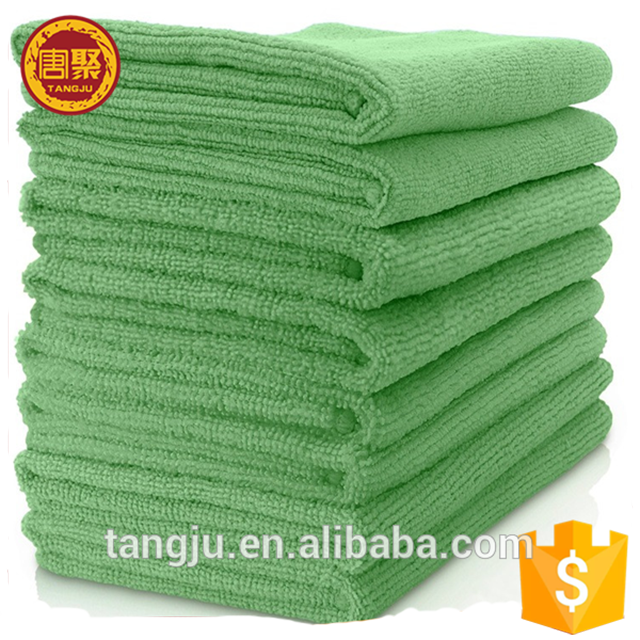 Microfiber Car Cleaning Towels Buffing Cloths Super Absorbent Drying Auto Datailing Towel
