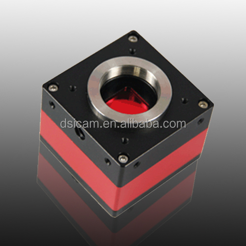 "Color Industrial Global Shutter USB2.0 2/3"" CCD Camera"