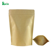 Mini Plastic Coated Color Cmyk Pp Laminated Kraft Paper Poly Lined Bag For Milk Powder