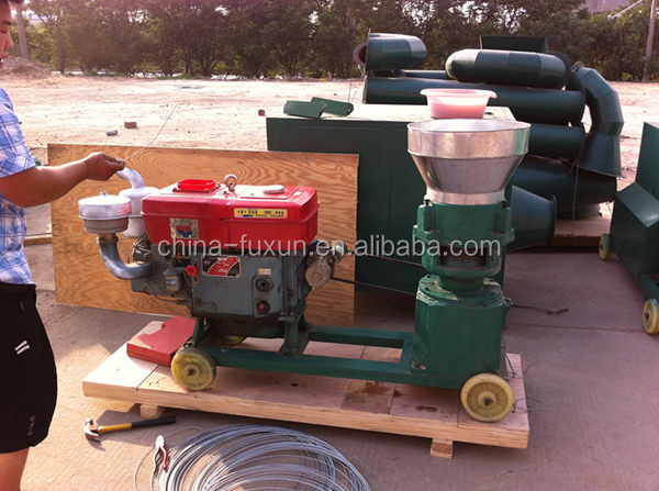 poultry feed pellet mill machine/goat feed pellet machine/pelletizer machine for animal feeds