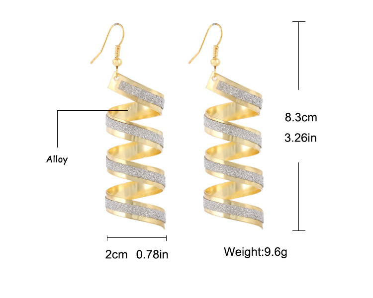 Fashion Statement Cheap Personalized Long <strong>Earring</strong> Wholesale