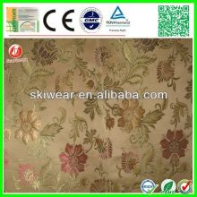 shading jacquard metal mesh fabric drapery curtain