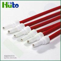 [HUTO Ceramics] 96% Al2O3 ceramic gas piezo igniter