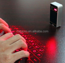 High quality mini Bluetooth virtual Laser Projection Keyboard/bluetooth keypad for new supermarkets