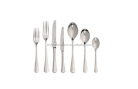 18/10 stainless steel flatware set/stainless steel spoon and fork