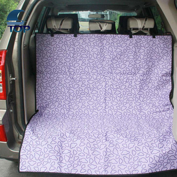 Fashion Car boot car dog seat covers design