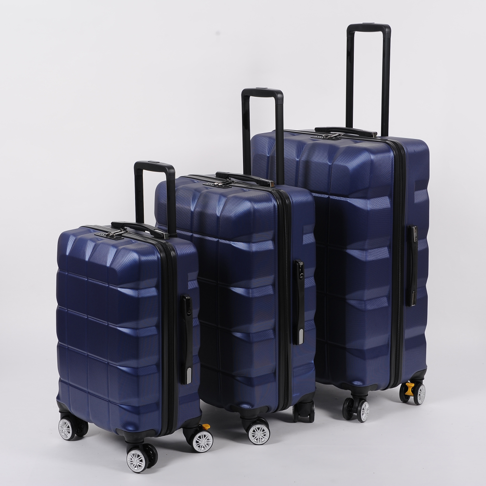 abs+pc spinner suitcases luggage