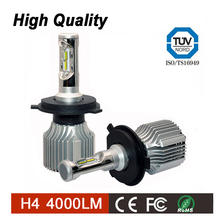 Flip chip LED Car Headlight H4 bulb new design auto front lamp 72W 8000lm