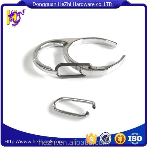 stainless steel wire forming spring for snap hook
