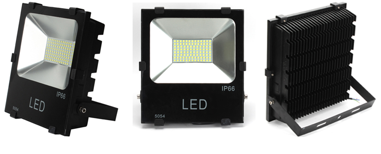 Most Popular Outdoor led flood light 100w