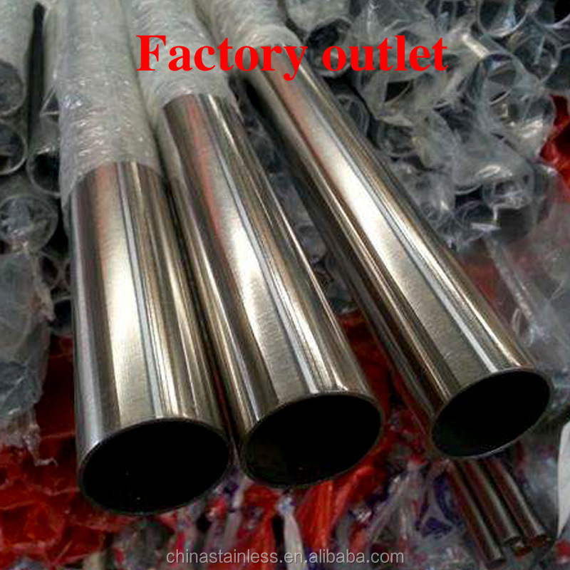 ISO certificate China Wholesale Cold drawn Welded/seamless stainless steel pipe/tube 201 201 304 304l