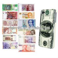 2013 New matte plastic hard back American dollar English pound money case for iphone 4 4s