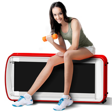 easy use exercise walking gogging machine foldable lady treadmill
