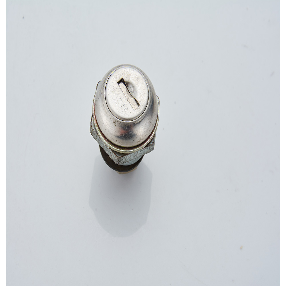 top quality zinc alloy cam lock with 2 master keys