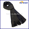 HZW-11025020 Fancy Winter Warming New Thick Knit Scarf