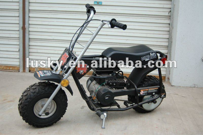 hot selling dirt bug mini bike/pocket bike