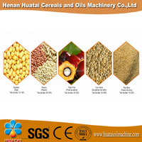 Huatai Soybean/Sunflower/Olive/Sesame/Palm Oil Processing Equipment