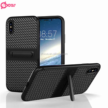 TPU+PC Armor Kick Stand Phone Accesories Case cover for iphone 8, Rugged Combo Case with Belt Chip For iphone8
