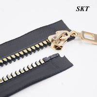 Newest sale luxury unique design sliders resin zippers