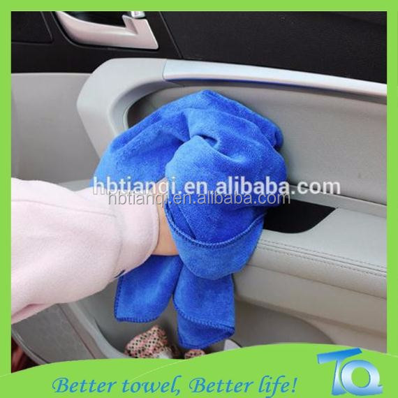 Best selling products microfibre 40*40cm terry cloth for car wash