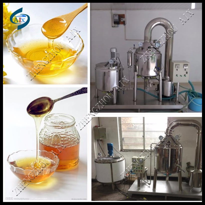 Vacuum honey concentrating machine,honey thicker machine,honey densifier