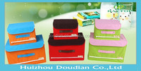 2015 New pretty storage boxes with lids decorative Trade Assurance Supplier
