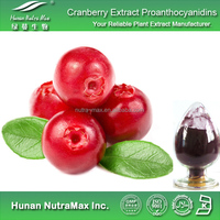 Supply 100 Pure High Qualitycranberry Extract